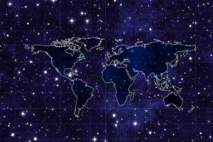 Das Völkerrecht soll für ein friedliches Auskommen der Staaten miteinander sorgen.