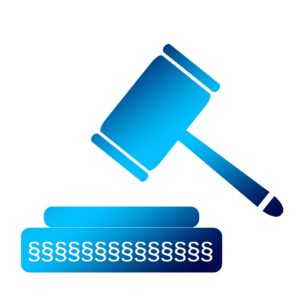 Internationale Gerichte wenden das Völkerrecht an und entscheiden Streitigkeiten zwischen Staaten.